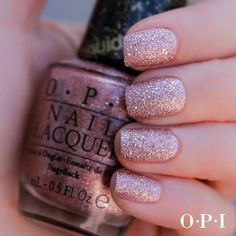OPI liquid Sand | color; Make Him Mine