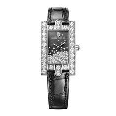 Avenue Diamond Drops Watch-face-view