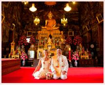 celebration your wedding in Thai traditional culture. Let us prepare your sweet wedding in Buddha style. Buddhist Wedding, Photography Ideas, Wedding Photography, Wedding Blessing, Sophisticated Wedding, Wedding Costumes, Groom Attire, Number 2, D Day