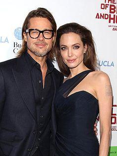 brad pitt and angelina jolie | Brad Pitt and Angelina Jolie