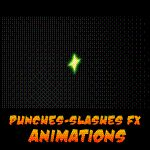 Punches-Slashes FX Animations Part 1 by AlexRedfish.deviantart.com on @deviantART