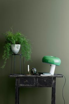 〚 Interior color trends: Rhythms of Life collection by Jotun 〛 ◾ Photos ◾Ideas◾ Design Beautiful Interiors, Colorful Interiors, Jotun Paint, Jotun Lady, Most Popular Paint Colors, Color Trends 2018, Green Rooms, Interior Paint, Interior Design Inspiration