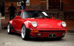 Porsche 930 Turbo. My favorite porsche ever.