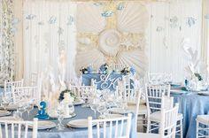 """Наша """"Морская свадьба"""" Декор: #savanna_weddingdecor Флористика…"""