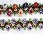 Free Seed Bead Patterns - http://www.guidetobeadwork.com/wp/2013/06/free-seed-bead-patterns-9/