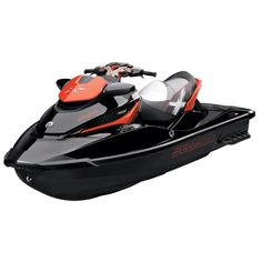 Sea-Doo RXT 265. Suspension, brakes, shorter 2 seat body makes it lighter for jumping.
