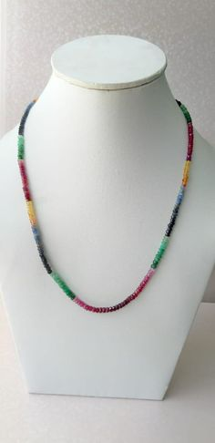 10 Anklet Multicolor Rainbow Indian Bead 4mm Seed Bead Anklet Sterling Silver Filled Lobster Clasp Red Yellow Green Blue Orange Black White