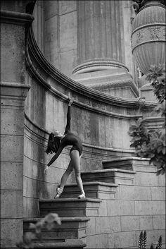 Ballerina project - niezwykłe zdjęcia z tancerkami baletowymi, fot. facebook
