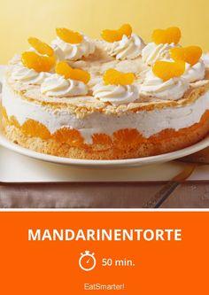 Mandarinentorte - smarter - Zeit: 50 Min.   eatsmarter.de