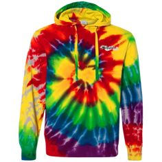 cotton, polyester Hand-dyed color combinations No two are exactly alike; Logan, Graffiti, Tie Dye Hoodie, Tie Dyed, Hooded Jacket, T Shirts For Women, Pullover, Unisex, Hoodies