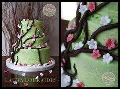 Laura Loukaides - Featured in Cake Central Magazine - V.4 Issue 1