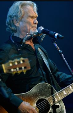 Kris Kristofferson performs during the 2013 Berklee College Of Music Commencement Concert at Berklee College of Music on May 10 in Boston.