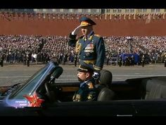 The Moscow Victory Parade of 2013.Парад Победы 9 мая 2013г.
