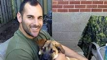 Cpl. Nathan Cirillo, murdered Oct 22, 2014  as he stood on guard at the Canadian War Memorial. A senseless, cowardly act.