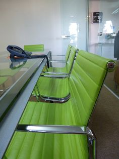 Old Church School meeting/ conference rooms - Venue for Frome Jelly. Love the lime green chairs :)