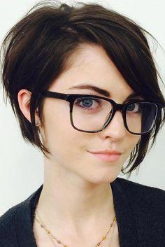 7702677b4419 30 Best Short Haircuts for Women