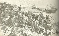 The Charrúa warriors became very skilled in battle and for this reason they are pivotal heroes in modern Uruguayan culture. Allegedly, the Charrúas killed the Spanish explorers on their first arrival. This led to three centuries of resistance and rebellion. Not only did the Charrúas fight against the Spanish; they were also involved in battles at times against the British, Portuguese and later Brazilian powers.