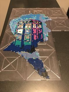 Image result for doctor who quilt pattern