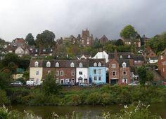 Bridgnorth,Shropshire,UK