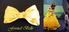 Hair Bows inspired by Disney Characters