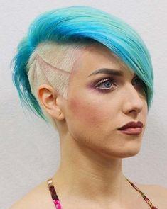 Hochsteckfrisuren mit Trend Haar Tattoo 2017 | Trend Haare