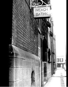 A lot of Dublin children learned to swim at Iveagh Baths thanks to Mr Guinness Dublin Map, Dublin City, Dublin Ireland, Ireland Pictures, Old Pictures, Old Photos, Dublin Street, Learn To Swim, Places Of Interest
