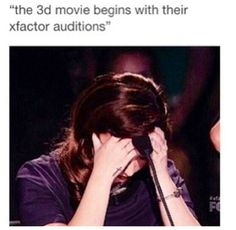 IF THIS IS TRUE. SO NOW THE MOVIE'S SUPPOSED TO START WITH THE AUDITIONS AND END WITH A VIDEO DIARY. IT JUST STRUCK ME HOW AMAZING THIS IS GONNA BE AND HOW MUCH IM GONNA CRY. <3 <3 <3