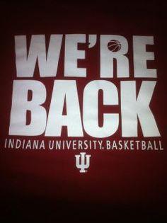 Enjoy Indiana basketball
