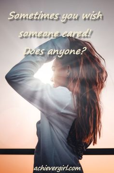 Sometimes you wish someone cared – does anyone? When you have to wonder what happened to kindness if everyone only cares about themself, what they can gain. Helping Others, Gain, Feel Good, Something To Do, Wish, Dreadlocks, Shit Happens, Feelings, Hair Styles