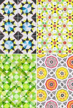 Pattern, pattern, pattern!