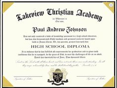 ABC's and Sweet Tea: Exclusive High School Diploma from http://HomeschoolDiploma.com ~ A Schoolhouse Crew Review