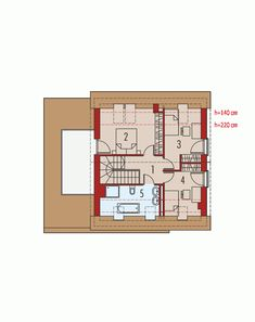 Rzut AC E14 II G1 ECONOMIC CE Small Modern House Plans, Modern Bungalow House, Third Grade Science, Physics Classroom, Logic Puzzles, Developmental Psychology, Good House, Classroom Displays, Science And Technology