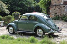 Volkswagen : Beetle - Classic Split window in Volkswagen | eBay Motors Rare Unrestored 1 Registered Owner from New - yours for $29,500