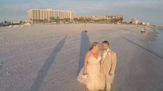 Great weather last night for this wedding at The Tradewinds Island Resort shot by St Pete Beach Photographer, Celebrations of Tampa Bay http://celebrationsoftampabay.com/photographers-st-petersburg/
