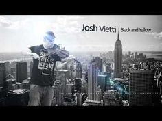 Josh Vietti - Black and Yellow  - I know this isn't Marvel related but I think this would be a fantastic song for Tom Hiddleston to dance to in some future movie of his...it's so powerful and moving!