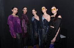 #CracowFashionWeek #backstage #crafw18 #fashionshow #models #fashion