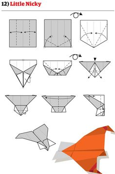 never know when you'll need to make an impressive paper airplane, such a dork