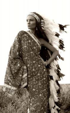 ANTM Bi-racial Photo Shoot