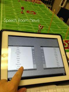 Speech Room News: Word Vault App {Review & Giveaway}