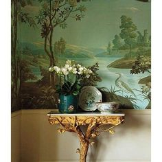 Decorating with Antique China