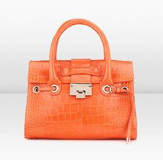 Love this Jimmy Choo bag, and this color screams spring. Now if I could find $1500 lying around!!
