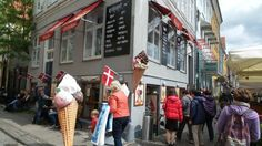 Eis, Churros etc. bei Rajissimo in Nyhavn