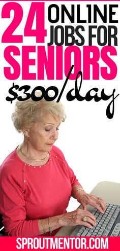 Are you a senior citizen above 60 years or a service worker who is retired? Here are 20 low stress jobs for seniors and jobs for retirees you can use to make money on the side. They are all flexible part time jobs which allow you to work within your own schedule! #seniors #jobsforseniors #seniorcitizen #retireees #makemoneyonline #workfromhomejobs #sidejobs #parttimejobs #extracashideas #drivingjobsforseniors #jobsafterreirement #retirementplannning