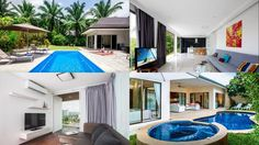 1. This modern condo with a rooftop swimming pool, garden and stunning views Location: Phuket Ideal for: 3 People Price: B2,545/night