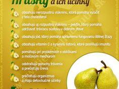 Infografiky Archives - Page 5 of 14 - Ako schudnúť pomocou diéty na chudnutie Healthy Fruits, Healthy Eating, Raw Food Recipes, Healthy Recipes, Home Bakery, Dieta Detox, Graham Crackers, Organic Beauty, Natural Health