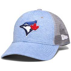Toronto Blue Jays Women's Tri-Blend Trucker Adjustable Cap by New Era Baseball Cap, Baseball Stuff, Toronto Blue Jays, Classy And Fabulous, Workout Gear, Caps Hats, Bag Accessories, Ball Caps, My Style