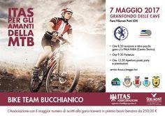Fara Filiorum Petri Granfondo delle Cave 2017: il prossimo 7 maggio la gara in mountain bike