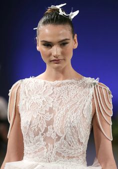 Naeem Khan Bridal Spring 2016 collection. - ค้นหาด้วย Google
