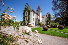 Schloss Wartegg *** Hotels, Mansions, Future, House Styles, Switzerland, Lawn And Garden, Future Tense, Manor Houses, Villas