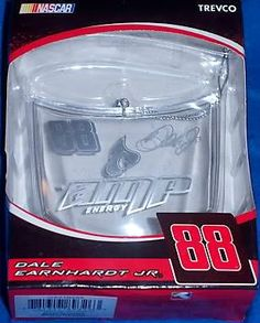 Dale Earnhardt Jr #88 AMP Hood Trevco Christmas Ornament  Box Fr $19.99